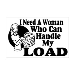 Handle My Load Posters