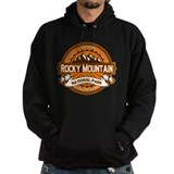Rocky Mountain Pumpkin Hoody