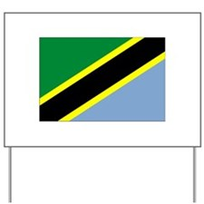 Tanzania Yard Sign