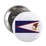 "Am. Samoa Flag 2.25"" Button (10 pack)"