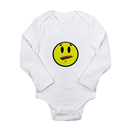 Sanchez Long Sleeve Infant Bodysuit