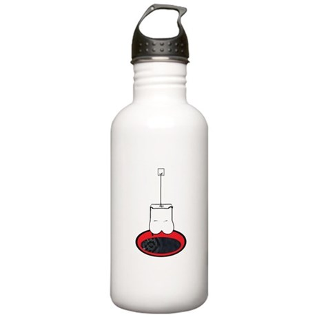tea bag 2.0 Stainless Water Bottle 1.0L