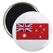 "Australia Civil Ensign 2.25"" Magnet (100 pack)"
