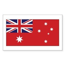 Australia Civil Ensign Decal