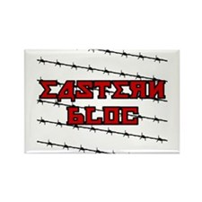 Eastern Bloc Rectangle Magnet (100 pack)