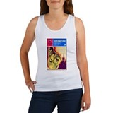 Moon Wolf Women's Tank Top