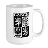Czech Coat of Arms Mug