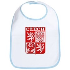 Czech Coat of Arms Bib