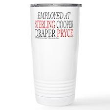 Employed at Sterling Cooper Travel Mug