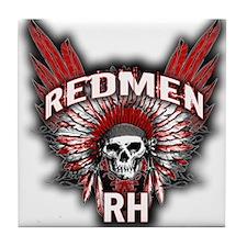 Redmen Tile Coaster