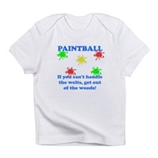 Paintball Welts Infant T-Shirt