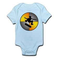 Skate Nuke Infant Bodysuit