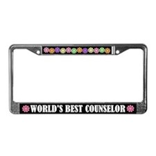 Counselor License Frame