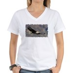 First Flight Women's V-Neck T-Shirt