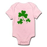 3 Shamrocks Infant Bodysuit