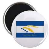 "Johnston Flag 2.25"" Magnet (100 pack)"