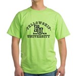 Fellowship University Green T-Shirt