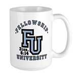 Fellowship University Large Mug