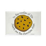 Cookie of Life Rectangle Magnet