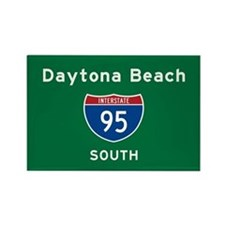 Daytona Beach 95 Rectangle Magnet