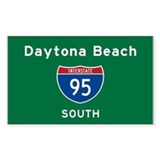 Daytona Beach 95 Decal