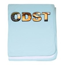 ODST Shield Inlay baby blanket