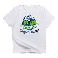 Great Cloth Diaper Change Infant T-Shirt