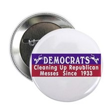 "Liberal Progressive Dem 2.25"" Button (10 pack)"