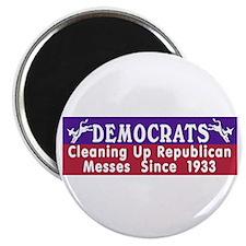 "Liberal Progressive Dem 2.25"" Magnet (10 pack)"