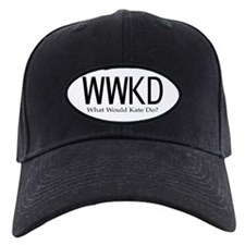 What Would Kate Do Baseball Hat