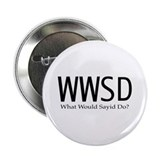 What Would Sayid Do Button