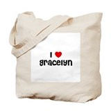 I * Gracelyn Tote Bag