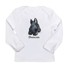 "Scottish Terrier ""Duncan"" Long Sleeve In"
