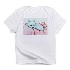 Napping Westie Infant T-Shirt