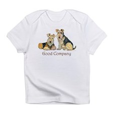 Airedale Terriers - Good Comp Infant T-Shirt