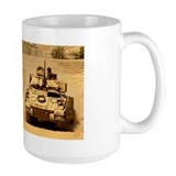 M2A2 Bradley Fighting Vehicle Mug
