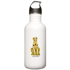 Housebroken Sports Water Bottle