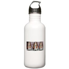 Basset Trio Water Bottle