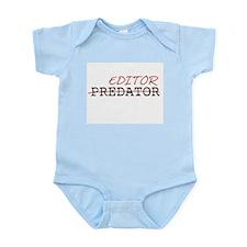 Predator—Editor Infant Bodysuit