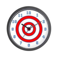 <b>SERIES G:</b> Target Design Wall Clock