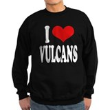 I Love Vulcans Jumper Sweater
