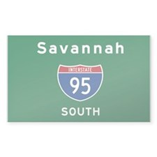 Savannah 95 Decal