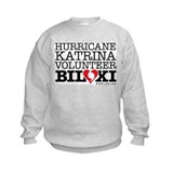 Hurricane Katrina Volunteer Sweatshirt