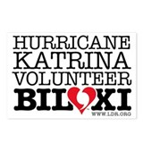Hurricane Katrina Volunteer Postcards (Package of