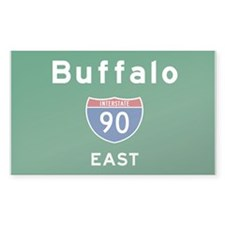 Buffalo 90 Decal