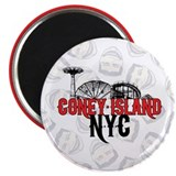 Coney Island NYC Magnet