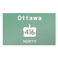Ottawa 416 Decal