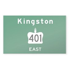 Kingston 401 Decal