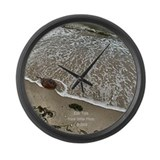 HORSESHOE CRAB Large Wall Clock