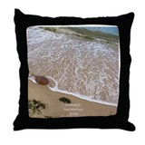 HORSESHOE CRAB Throw Pillow